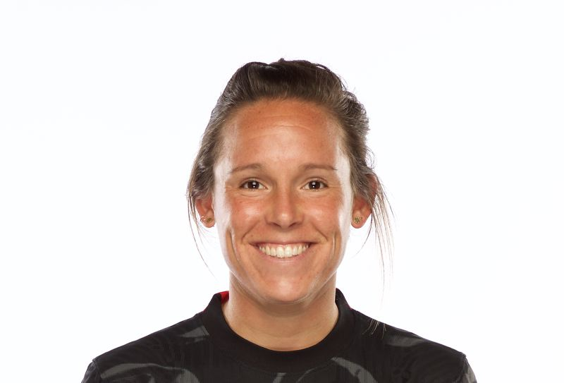COURTESY PHOTO - Emily Menges agreed to a new three-year contract with the Portland Thorns.