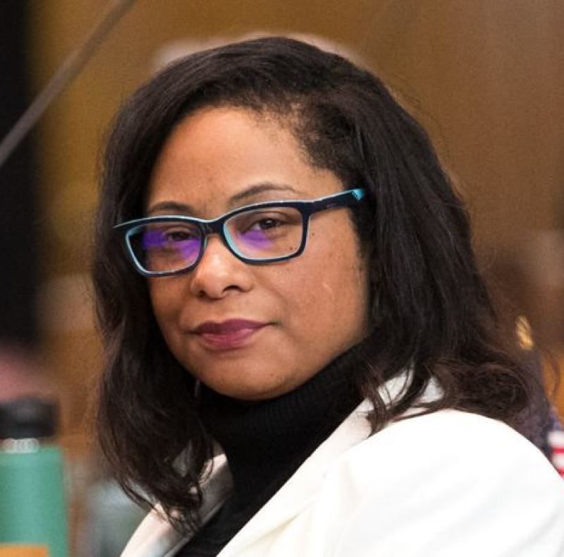PMH FILE PHOTO - Oregon state Rep. Janelle Bynum chairs the House Judiciary Committee and the subcommittee considering the criminal justicve reform bills.