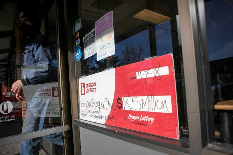 PMG PHOTO: JAIME VALDEZ - The King City Liquor store is no stranger to selling winning lottery tickets. It once sold a winning $23 million jackpot and sold a $8.5 million ticket in 2018.