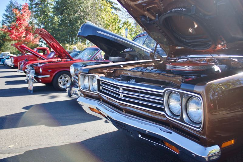 PMG FILE PHOTO - This September the Gresham Senior Center is hopeful it can bring back the annual car show.
