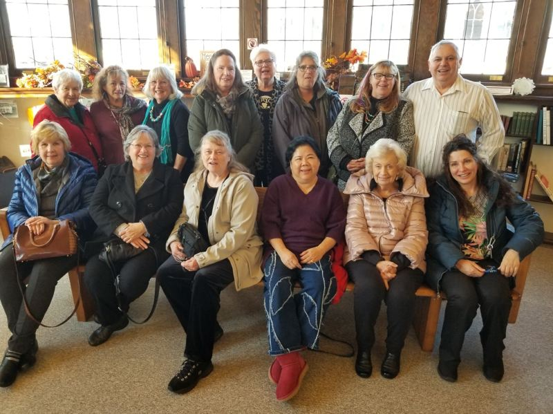 COURTESY PHOTO: TERRY ANN PULLEN - The Senior Center offers companionship, classes, day trips and more for local seniors.
