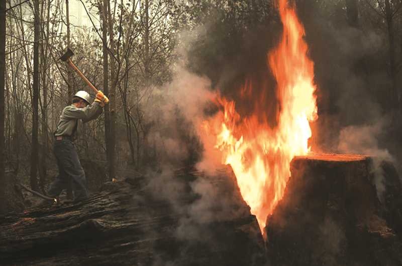 PMG FILE PHOTO - Vouchers for testing well water that was impacted by the September wildfires are now available.