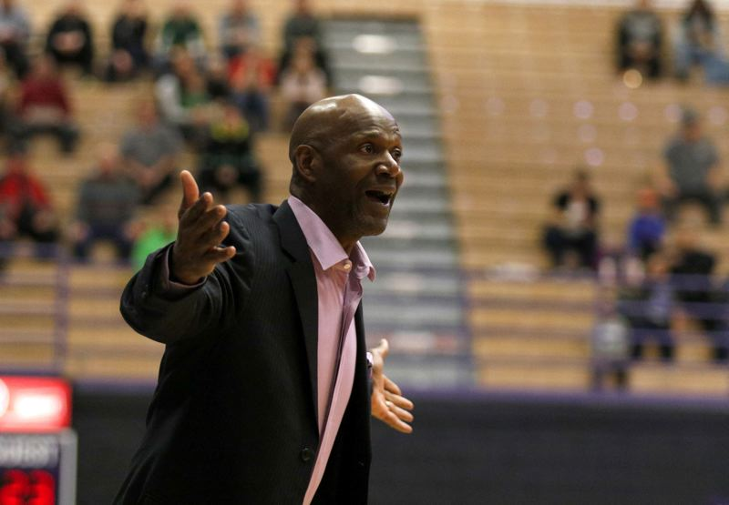 PMG FILE PHOTO: JONATHAN HOUSE - Terry Porter is out as University of Portland men's basketball coach.
