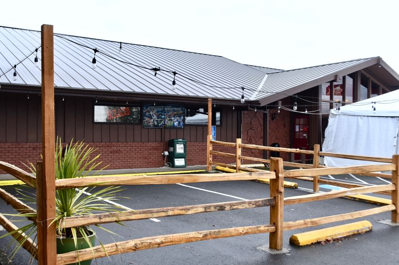 PMG FILE PHOTO - Ria's Bar and Sandy Family Restaurant are preparing to offer limited indoor dining this weekend.