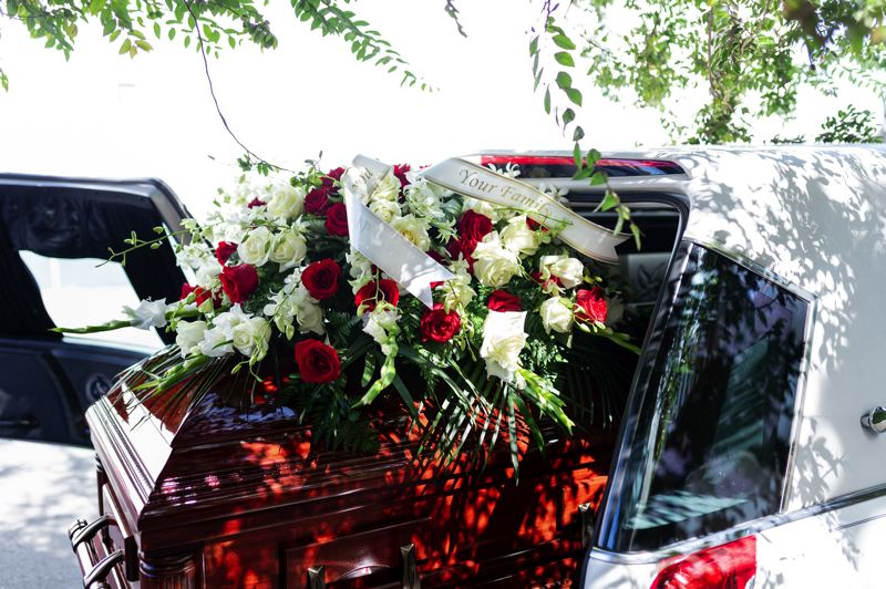 COURTESY PHOTO: ADRIANNA GEO FOR UNSPLASH - Mt. Hood Community College funeral service students will help with mock funeral arrangments online this year.