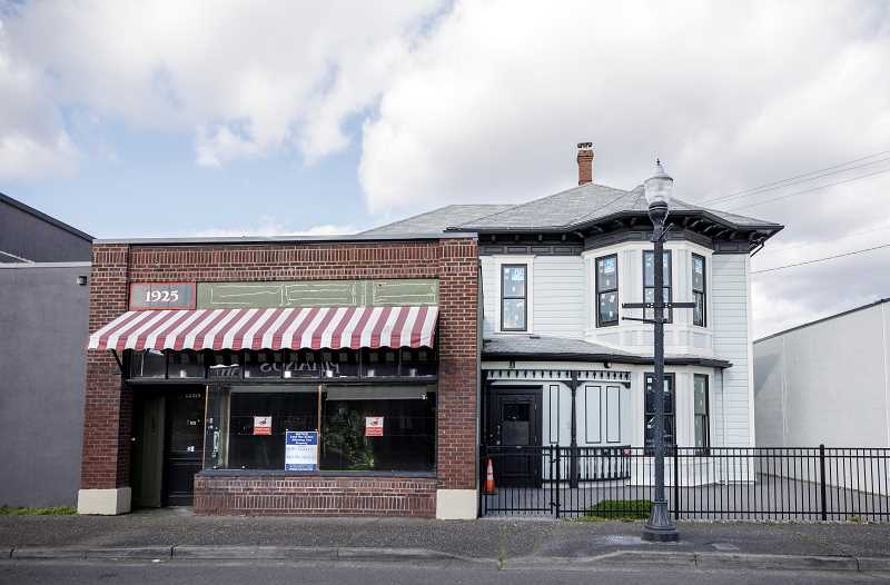 PMG PHOTO: JONATHAN HOUSE - Binary Brewing is moving into the old Beaverton Bakery location on SW Broadway.
