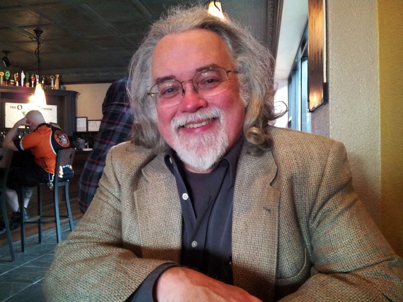 COURTESY PHOTO - Portland author JD Chandler has written five books about local crime, and he'll expand his research and writing to the rest of Oregon with his next project.