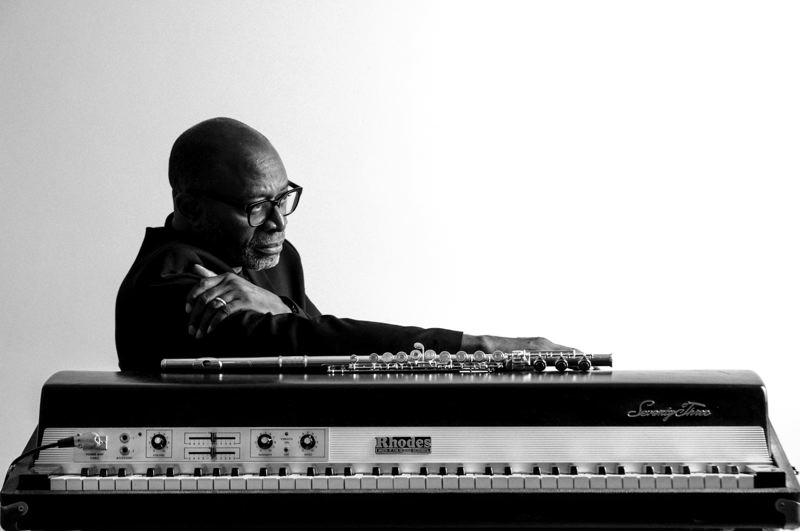 COURTESY PHOTO: FABIEN BRENNECKE - Brian Jackson, who now lives in Portland, will perform at the Biamp PDX Jazz Festival.