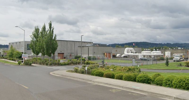 COURTESY KOIN 6 NEWS - The Tri-City Water Resource Recovery Facility in Oregon City.