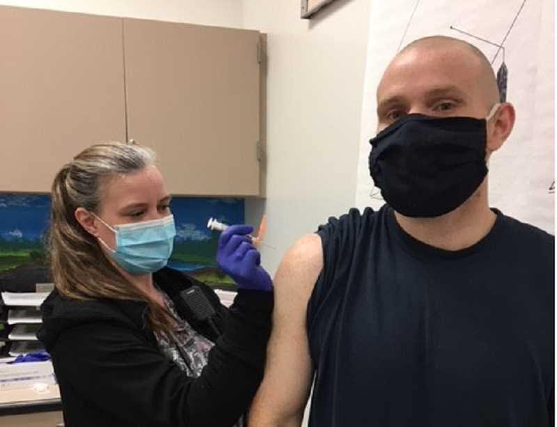 SUBMITTED PHOTO/DEER RIDGE CORRECTIONAL INSTITUTION 