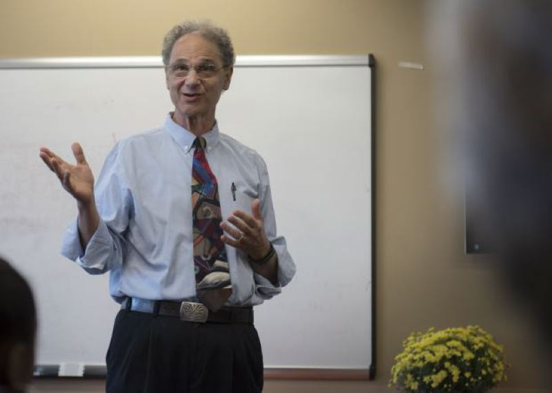 COURTESY PHOTO: MULTNOMAH COUNTY - Larry Wallack, an emeritus professor of public health at Oregon Health & Sciences Unversity, has researched equity and epigenetics.