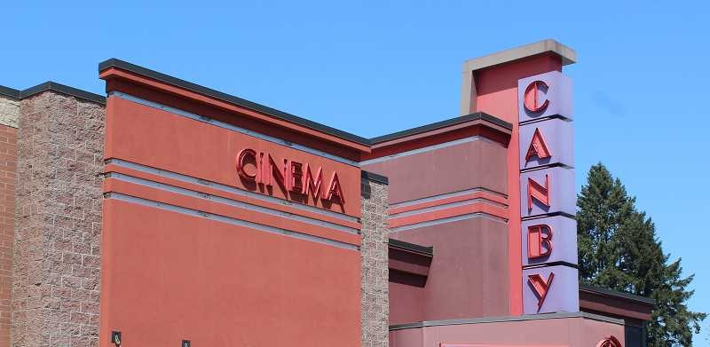 PMG FILE PHOTO: KRISTEN WOHLERS - Canby Cinema will open for regular showings after 11 months of creative activities to keep the business afloat amid the COVID-19 pandemic.