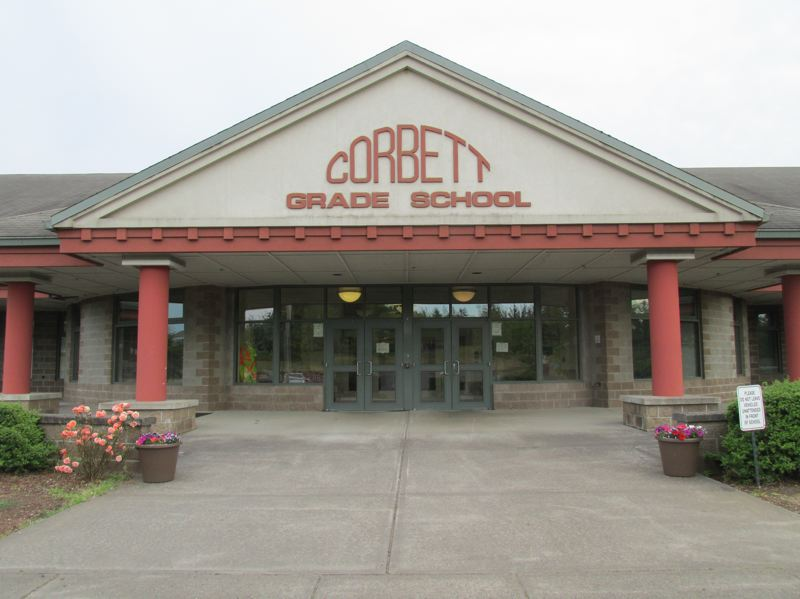 PMG FILE PHOTO - Corbett School District plans on bringing elementary students back to buildings on March 10 with middle and high school students in mid-April.
