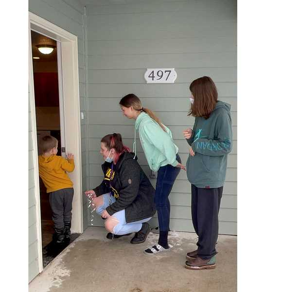 Columbia County Habitat for Humanity finishes 10th, 11th homes