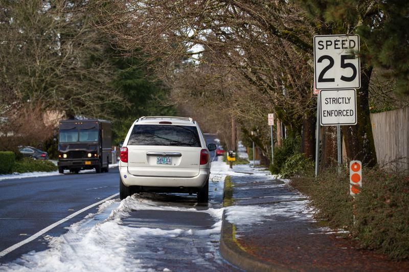 20 mph could be new norm on many Tigard streets