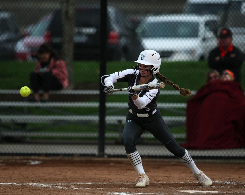 COURTESY PHOTO: PORTLAND STATE ATHLETICS/MEGAN CONNELLY - The return of outfielder Marissa Bruno for a fifth year is a silver lining to the pandemic for the Portland State softball program.