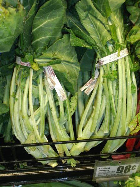 COURTESY PHOTO: JEFFREY MARTIN FOR WIKIMEDIA COMMONS.  - Collard greens are packed with healthy nurtients and fiber.