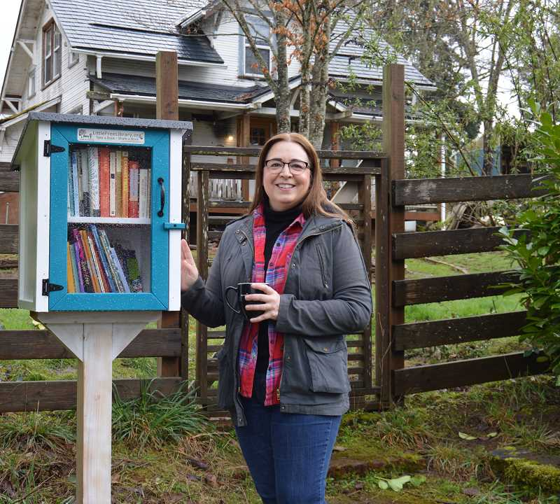 Colton gains Little Free Library