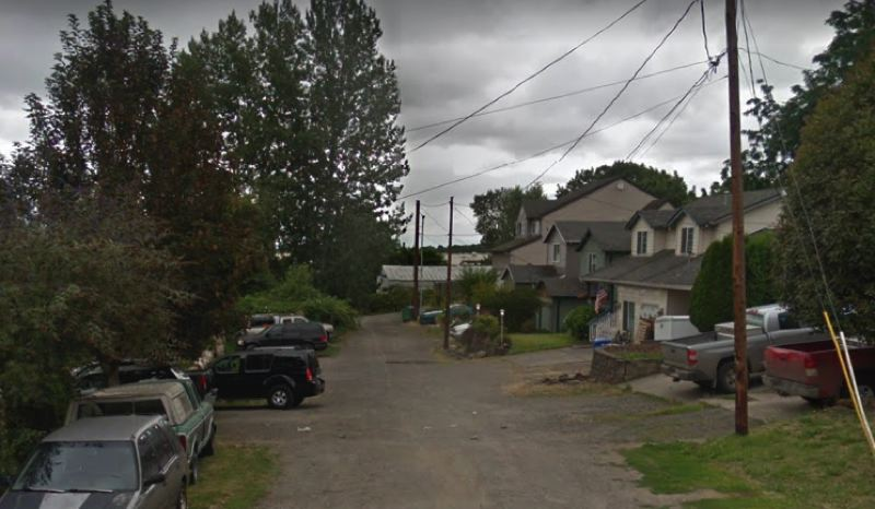 COURTESY MAP: GOOGLE  - The 10500 block of North Midway Avenue is shown here.