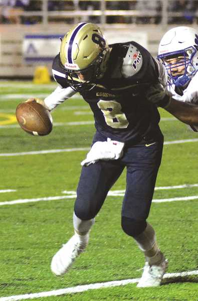 FILE PHOTO - Canby's spread offense has plenty of experience and talent back to take that next step in its development.