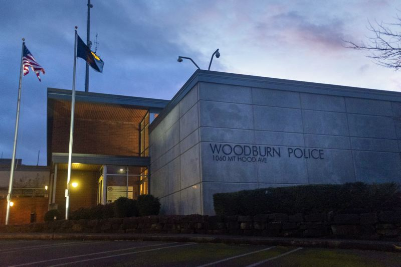PMG PHOTO: JAIME VALDEZ - Trouble was brewing at the Woodburn Police Department, and it reflected in the state's most powerful police watchdog agency.