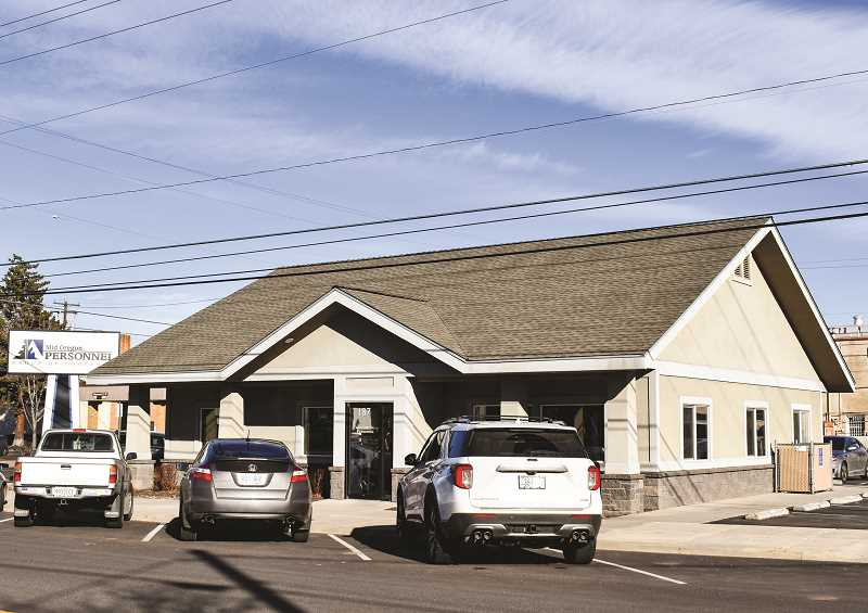 RAMONA MCCALLISTER - The Prineville office of the Mid Oregon Personnel group of companies. There all also full time offices in Bend and Madras, and a part time office in Redmond.