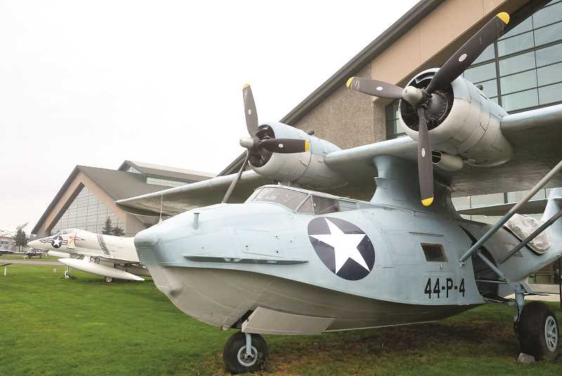 PMG FILE PHOTO - Evergreen Air and Space Museum's extensive collection of aircraft and aviation memorabilia has reopened after a three-month closure due to COVID-19 restrictions.
