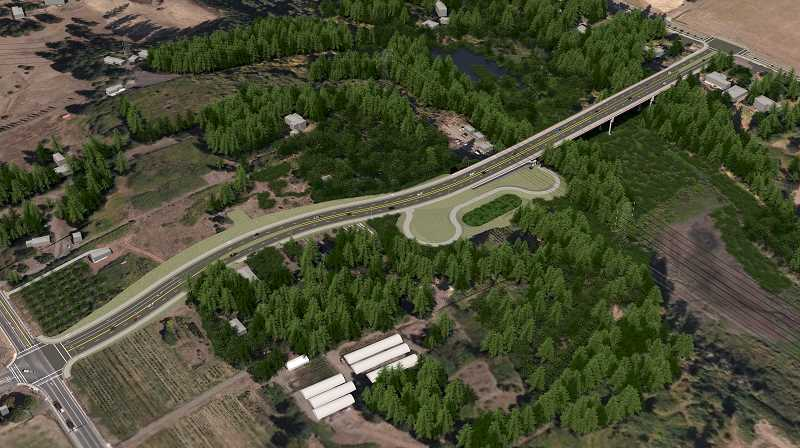 Basalt Creek Parkway extension draws council concerns in Tualatin