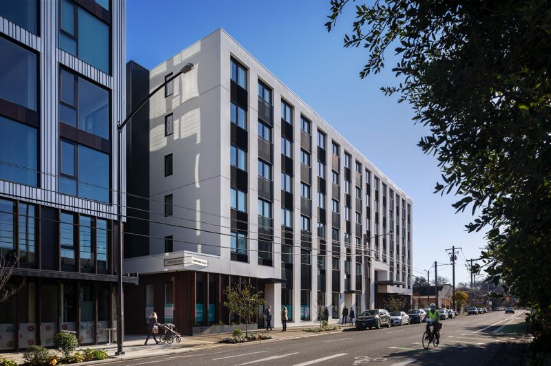 COURTESY: THE CANYONS - The Canyons is one of Portland's newest housing structures, but is designed toward residents who are 65-years or older.