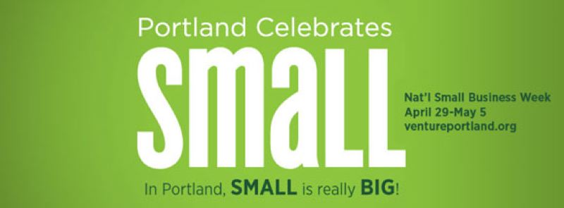 COURTESY: VENTURE PORTLAND - Venture Portland is encouraging shoppers to celebrate National Small Business Week by supporting the city's small business throughout the entire month of May.