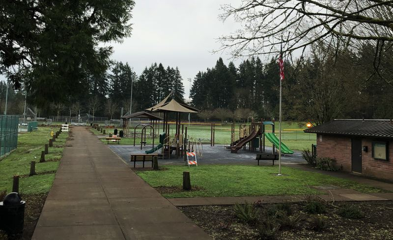 COURTESY PHOTO: CITY OF WILSONVILLE - The Wilsonville government announced the reopening of Memorial Park Monday.