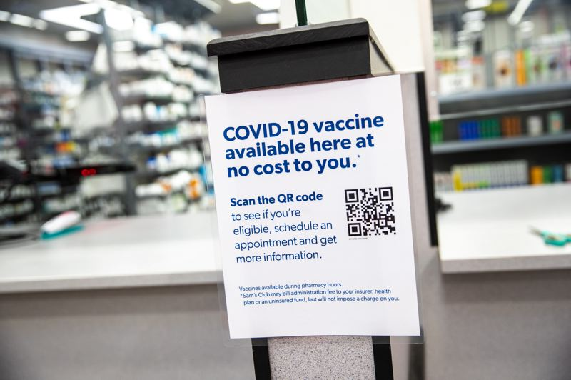 COURTESY: WALMART - Vaccines now available at Walmart.