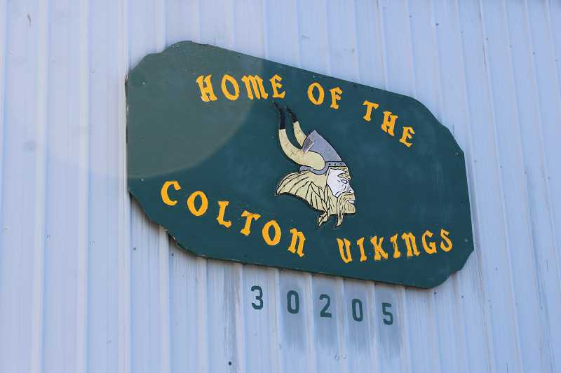 PMG FILE PHOTO - The Colton School District recently clarified that the district's mascot is the Colton Vikings. The district will not use the nickname 'Lady Vikings' to refer to its female athletes.