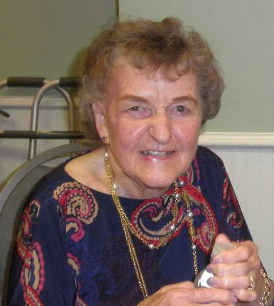 SUBMITTED PHOTO - Doris Anne Bruce Henson