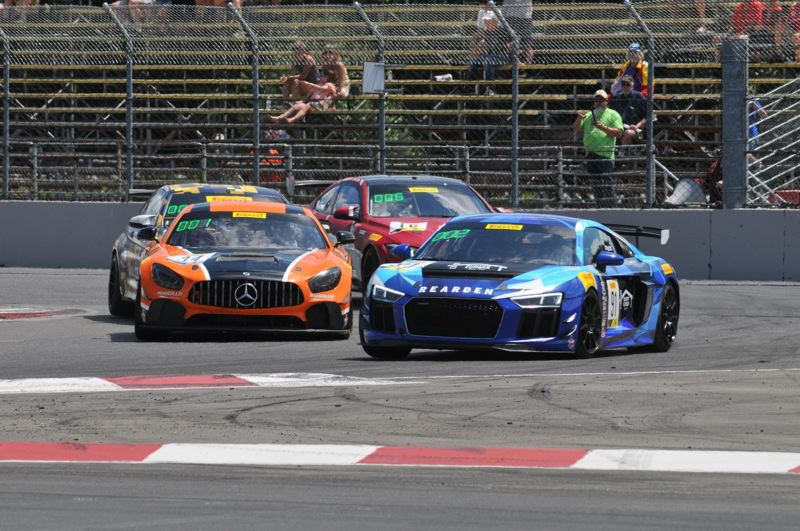 PMG PHOTO: JEFF ZURSCHMEIDE - Rose Cup racing will return to Portland International raceway in July.