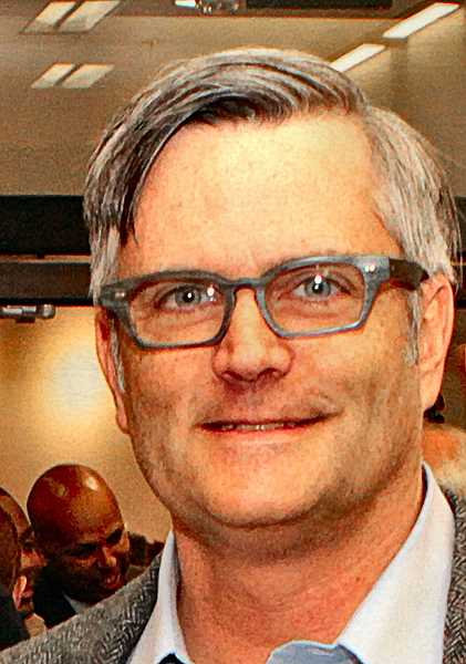 DAVID F. ASHTON FILE PHOTO - Former Mayor Sam Adams, who attended - via ZOOM - the March meeting of the Woodstock Community Business Association, hosted by the Brentwood Darlington Neighborhood Association. Hes now Mayor Ted Wheelers Director of Strategic Innovations.