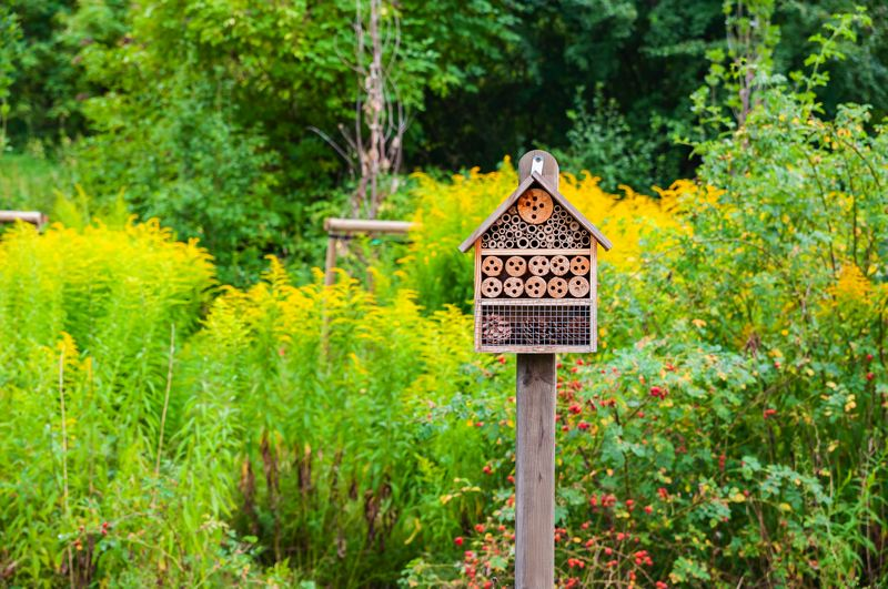 COURTESY PHOTO: CITY OF WILSONVILLE - Showing residents how to start their own bee hotel will be one aspect of Wilsonville's upcoming Spring Fling.