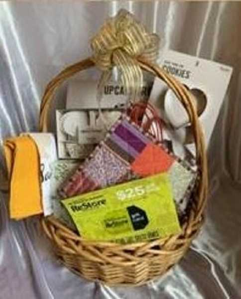The Forest Grove/Cornelius Chamber Dinner Auction will be offering lots of gift baskets to bid on.