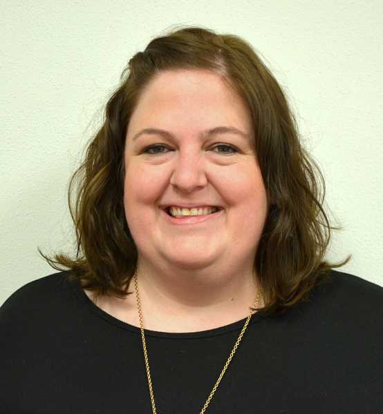 SUBMITTED PHOTO: CITY OF ST. HELENS - Shanna Duggan is selected as the new Parks and Recreation Manager for the City of St. Helens.