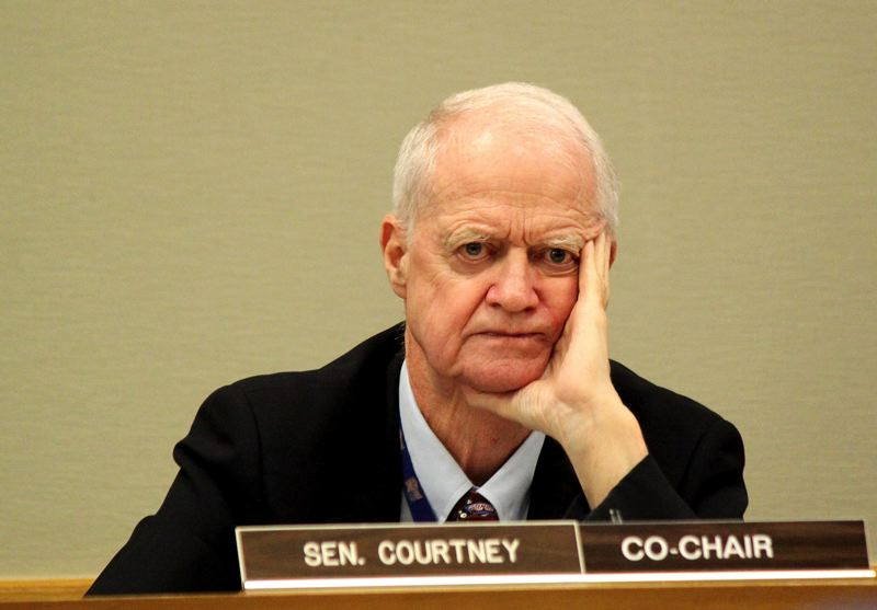 PMG FILE PHOTO - Senate President Peter Courtney, a sponsor of Senate Bill 5, said he hopes the legislation passes because it was 'about fairness' for student athletes.
