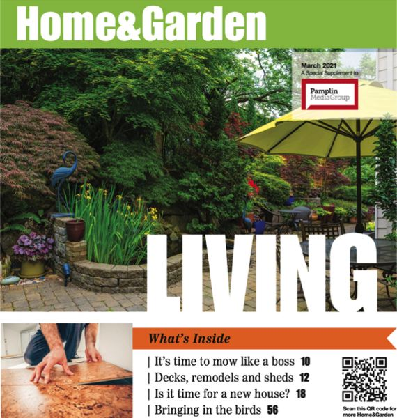 (Image is Clickable Link) Spring Home and Garden 2021