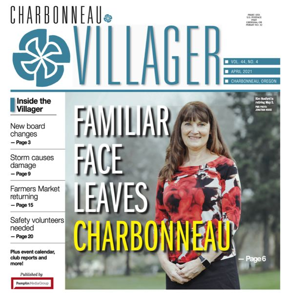 (Image is Clickable Link) Charbonneau Villager April 2021
