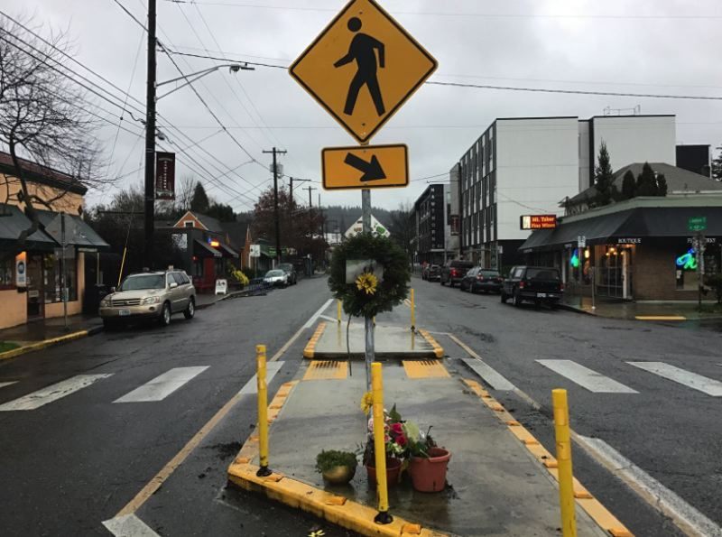 COURTESY PHOTO - A resident says Portland's Bureau of Transportation must be more inclusive when it comes to transportation decisions.