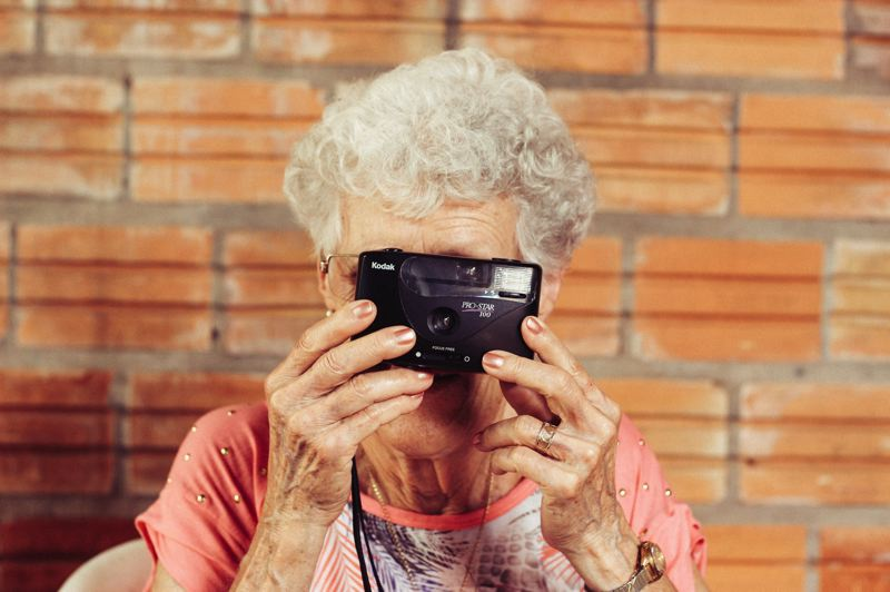 COURTESY PHOTO: TIAGO MURARO FOR UNSPLASH.  - Expert David Troxel discussses caring for folks with dementia in two free webinars, communication techniques on April 14 and when it's time for memory care April 21. See listing for details.