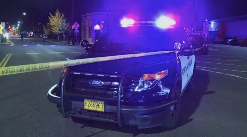 FILE PHOTO - A Portland Police squad car is shown here.