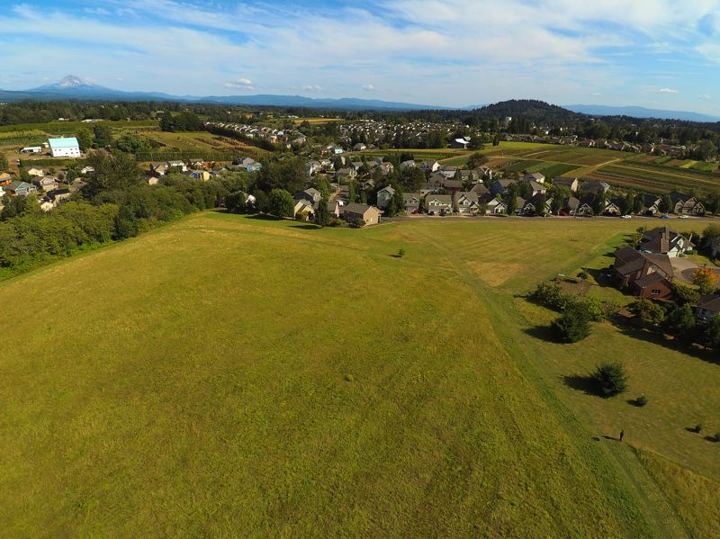 COURTESY PHOTO: CITY OF GRESHAM - Another of the 10 proposals would spend $2 million on upgrades at Southeast Community Park, a 6. 5 acre undeveloped site on Southeast Barnes Road.