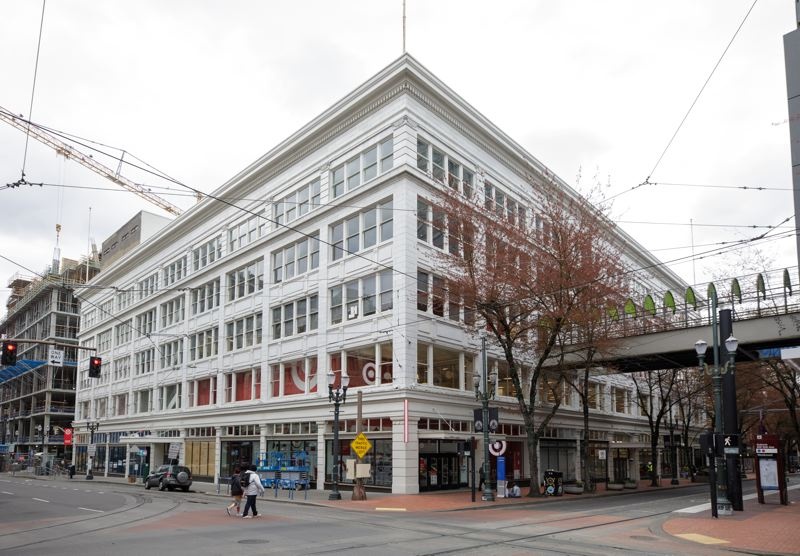 PAMPLIN MEDIA GROUP: JON HOUSE - Galleria will be home to SERA Architects in early 2022 as the Target City store shrinks to ground floor only. SERA is moving from the bus mall in Old Town and will oversee the $20 million remodel of the former shopping mall.