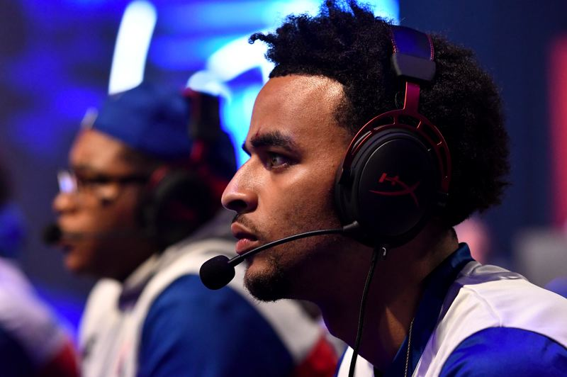 COURTESY PHOTO: BLAZER5 GAMING - Christopher 'BreadwinnerLA' Lafanette, a new Blazer5 Gaming player, believes it'll be a 'crazy' season in NBA 2K League.
