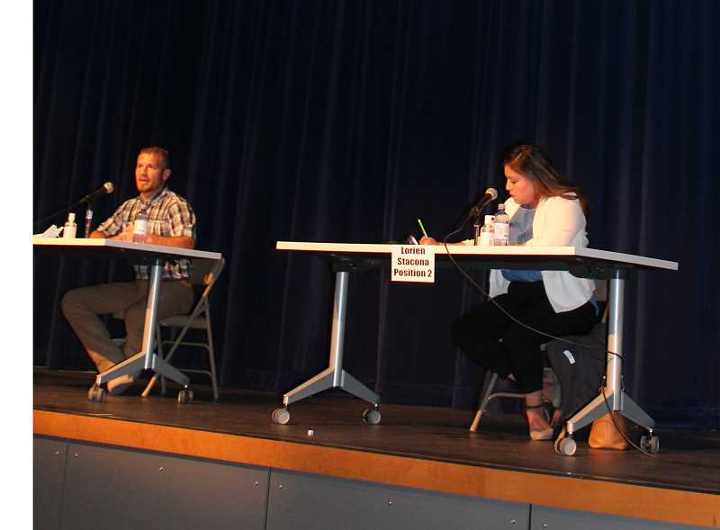 509-J candidates debate district issues during forum