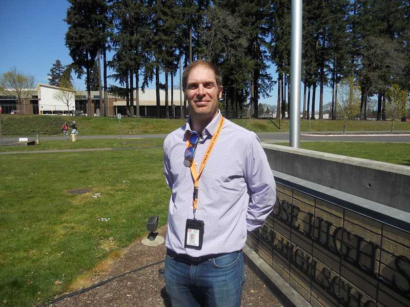 New principal coming to Scappoose Middle School this summer